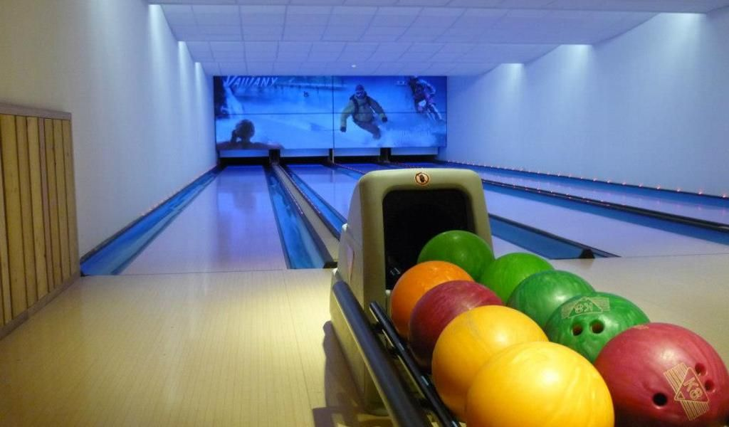 Bowling balls and lanes