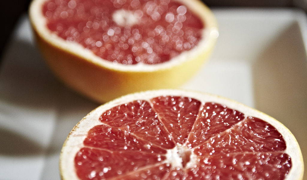 Breakfast - Grapefruit